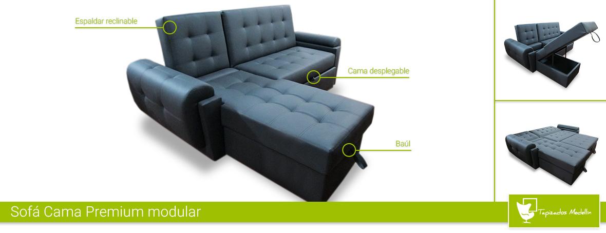 Tapizados medellin catalogo for Sofa cama medellin